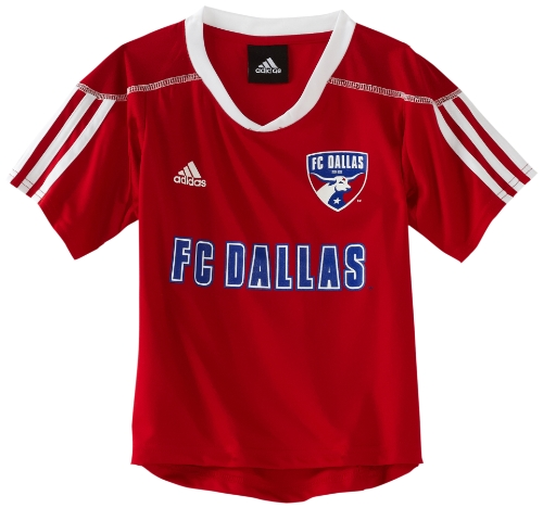 Mls Fc Dallas Blank Home Call Up Infant Jersey (Red, 24Mo)