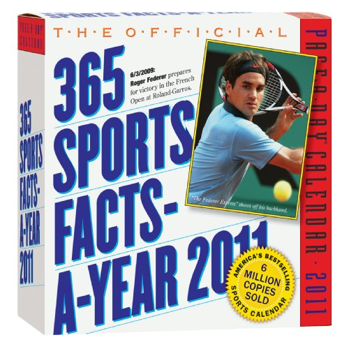 365 Sports Facts-A-Year 2011 Page-A-Day Calendar