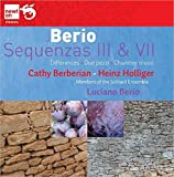 Berio: Sequenzas III & VII; Differences; Due pezzie; Chamber Music