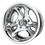 American Racing Custom Wheels AR136 Ventura Polished Wheel (15x10