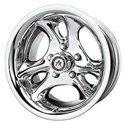American Racing Custom Wheels AR136 Ventura Polished Wheel (15x7\