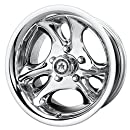 "American Racing Ventura AR136 Polished Wheel (16x8""/6x5.5"")"