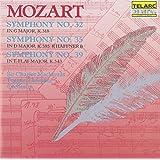 Mozart: Symphonies No.32/35/39
