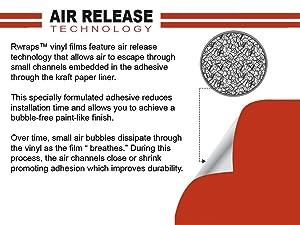 Rwraps 3D Sky Blue Carbon Fiber 5ft x 1ft W//Application Card Vinyl Vehicle Car Wrap Film Sheet Roll Rvinyl