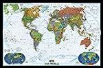 World Decorator [Laminated] (National...