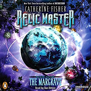 Relic Master: The Margrave, Book 4 Audiobook