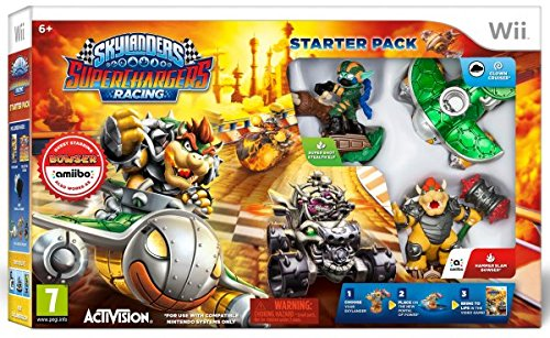 Activision Sw Wii 87508 Skylanders-Superchargers