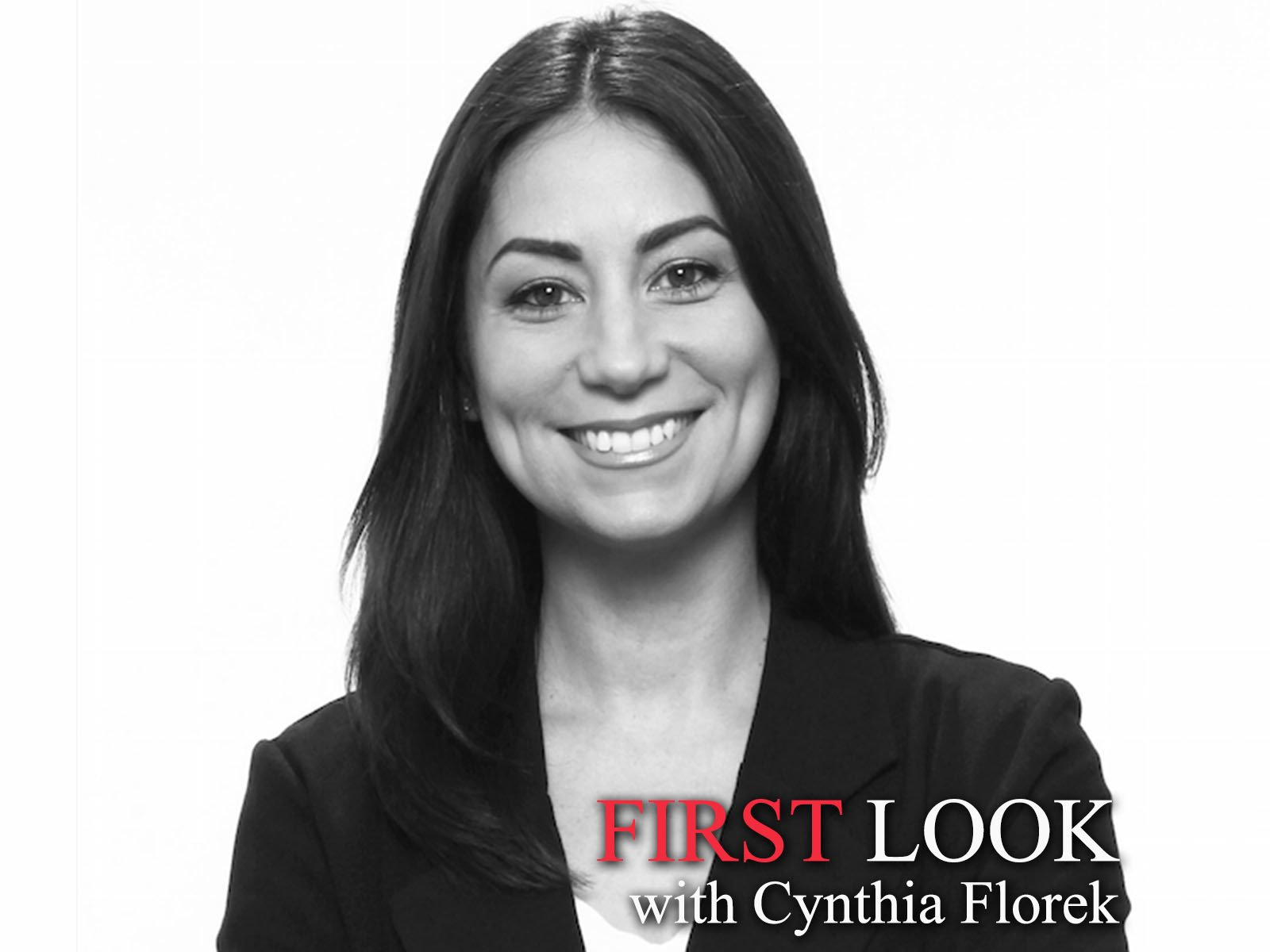 First Look with Cynthia Florek on Amazon Prime Instant Video UK