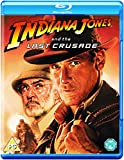 Indiana Jones And The Last Crusade [Blu-ray]