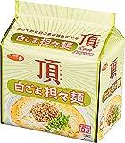 サッポロ一番 頂 白ごま担々麺 5食P