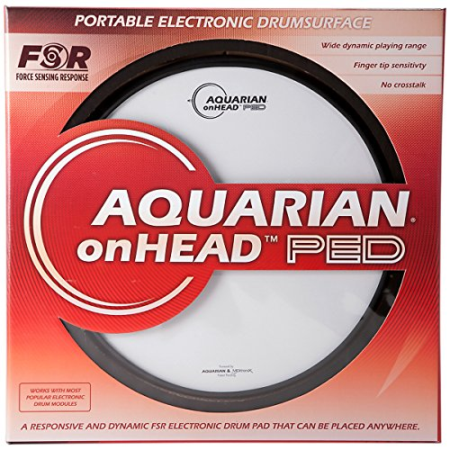 Aquarian Electro-Acoustic Ohp13 Electronic Drum Pad