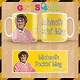 MRS BROWN'S BOYS FECKIN' MUG/CUP - Browns Boys - PERSONALISED CUSTOM - Any Name - 100% Diswasher safe - Great Birthday Christmas Or Novelty Gift