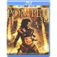 Pompeii [Blu-ray 3D + Blu-ray] (Bilingual)