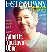 Audible Fast Company, October 2015  by Fast Company Narrated by Ken Borgers