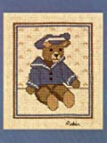 img - for Graphique Greetings, SAILOR BEAR, Designed by Robin Rowe, Graphique Needle Arts, 1984 book / textbook / text book