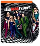 Big Bang Theory: Complete Sixth Season [DVD] [Region 1] [US Import] [NTSC]