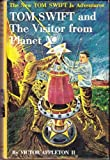 img - for Tom Swift and the Visitor from Planet X (The New Tom Swift Jr. Adventures, Book 17) book / textbook / text book