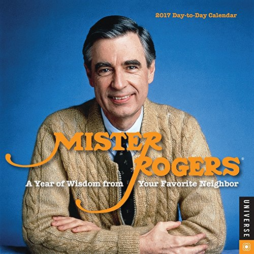 Mister Rogers 2017 Day-to-Day Daily Desk Boxed Calendar (Table Mister compare prices)