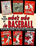 img - for 100 Years of Who's Who in Baseball book / textbook / text book