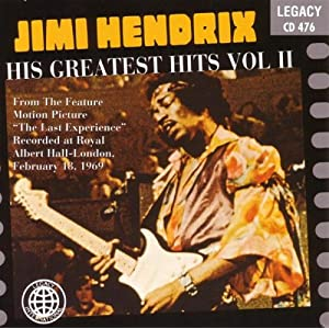 Jimi Hendrix -  Greatest Hits (Disc 3) (Masterpieces)