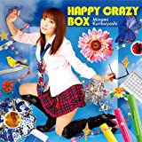 HAPPY CRAZY BOX 【初回限定盤】(DVD付)