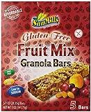 Sam Mills Gluten Free Fruit Mix Granola Bars, 5 Ounce