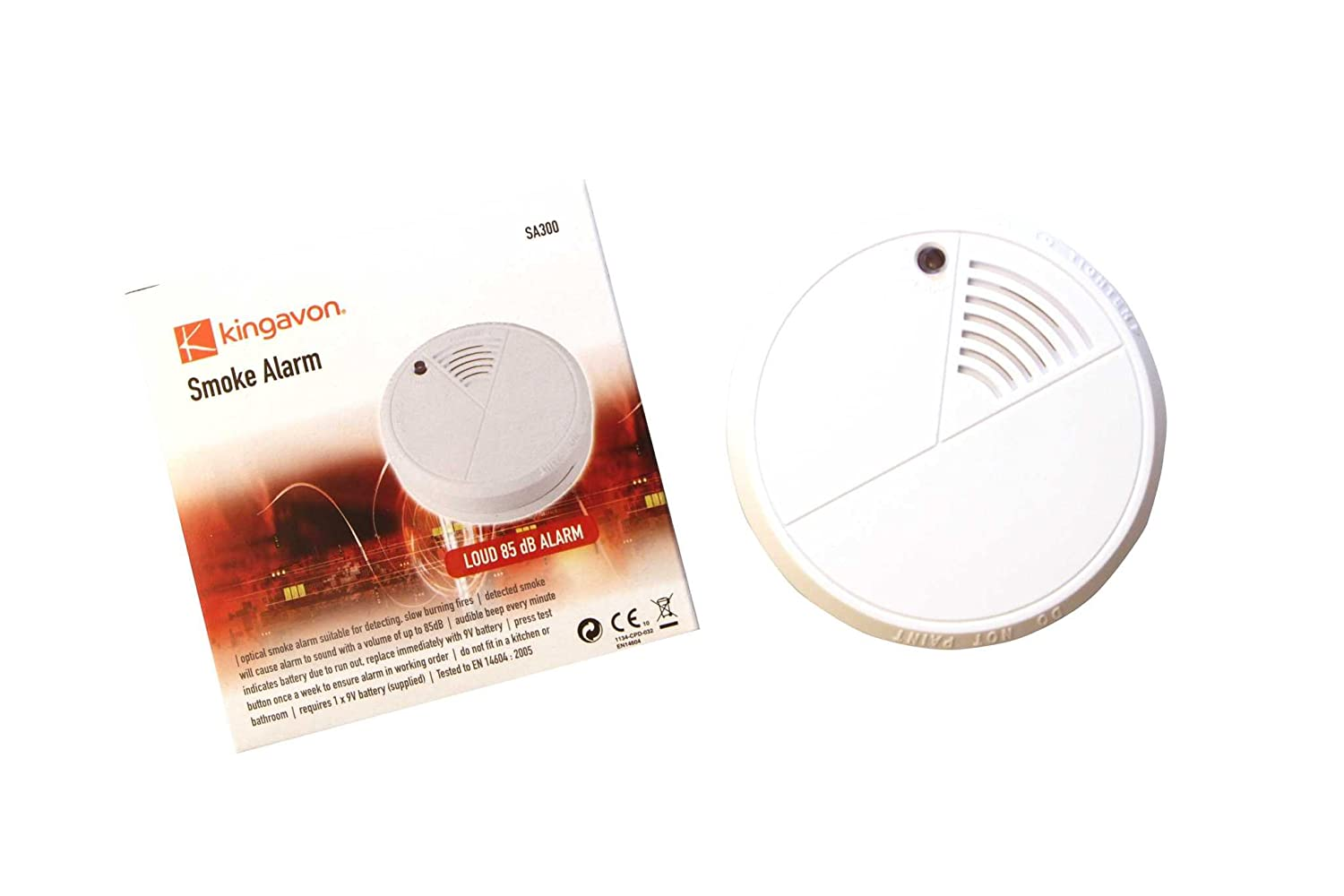 Battery Powered Smoke Detector – Articleblog info