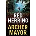 Red Herring Audiobook by Archer Mayor Narrated by William Dufris