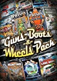 Guns, Boots, & Wheels Pack [Download]