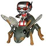 Funko POP Rides: Ant-Man - Ant-Thony Action Figure (Color: Black, Tamaño: One Size)