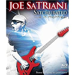 Satchurated: Live in Montreal [Blu-ray 2D/3D]