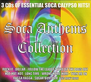 SOCA ANTHEMS