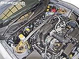 Beatrush(ビートラッシュ) フロントタワーバー Tyape-1 スバル BRZ [ZC6]、トヨタ 86 [ZN6] 【S86400-FTA】