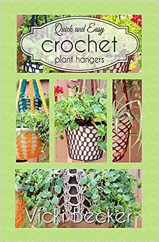 Crochet Plant Hangers