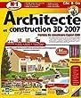 Architecte et construction 3D - permis de construire expert CAD