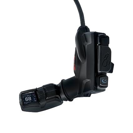 Recon Instruments GPS Micro Optics Display Live Système GPS pour lunettes de ski Noir