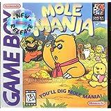 Mole Mania ~ Nintendo GameBoy Version