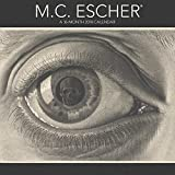 2018 M.C. Escher Wall Calendar (Day Dream)