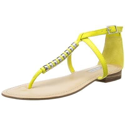 BCBGeneration Women's Balan Dress Sandal, Chartreuse
