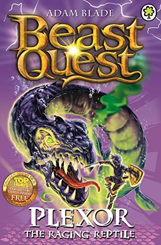 Beast Quest: 85: Plexor the Raging Reptile (Beast Quest Series 4 compare prices)