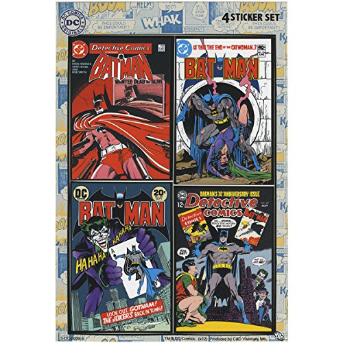 Batman Mini Sticker Pack - 1