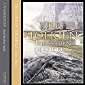 The Return of the King: The Lord of the Rings, Book 3 (       UNABRIDGED) by J. R. R. Tolkien Narrated by Rob Inglis