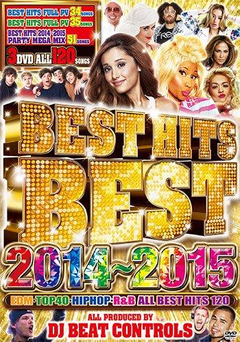 Best Hits Best 2014?2015 (3DVD)