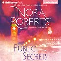 Public Secrets Audiobook by Nora Roberts Narrated by Renee Raudman