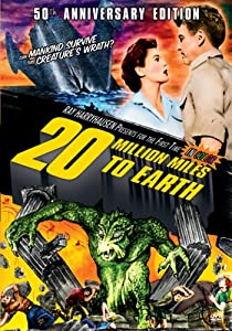 Cover of &quot;20 Million Miles To Earth (50th...