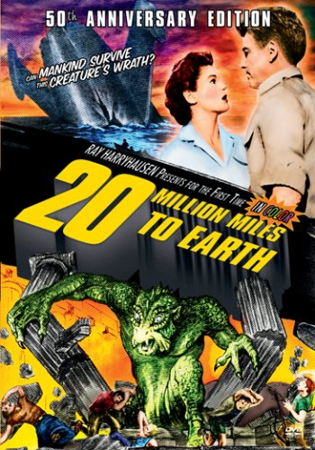 Cover art for  20 Million Miles To Earth (50th Anniversary Edition)