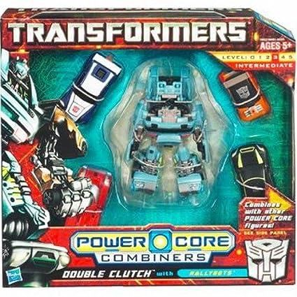 Transformers Combiners - Pack de 5 - Double Clutch et Rallybots (Import Grande Bretagne)
