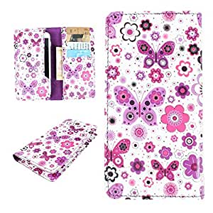 DooDa PU Leather Case Cover For HTC Desire 610