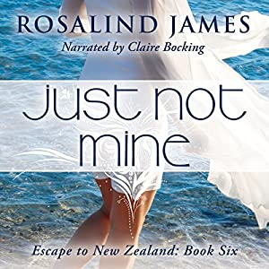 Just Not Mine Audiobook