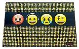 Undercover EMTU3100 - Schreibitschunterlage Emoji